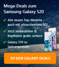 Samsung Galaxy S20 Deals
