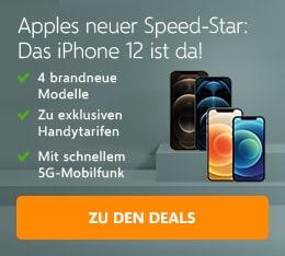 Apples neuer Speed-Star: Das iPhone 12 ist da!